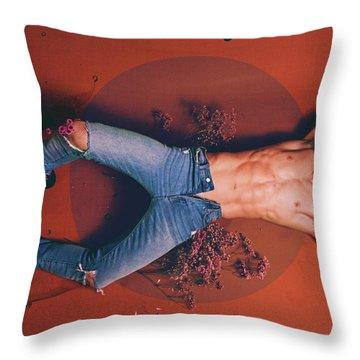 Aitor 2 Throw Pillow