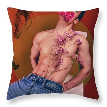 Aitor Throw Pillow