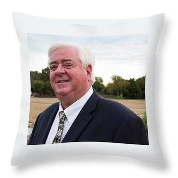 Al Throw Pillow
