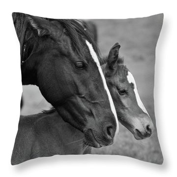All The Love Throw Pillow