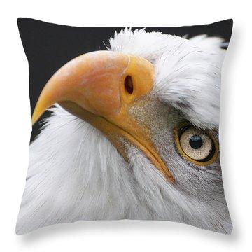 Always Look Up Throw Pillow