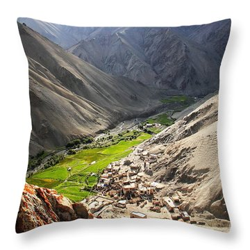 Remote Throw Pillows