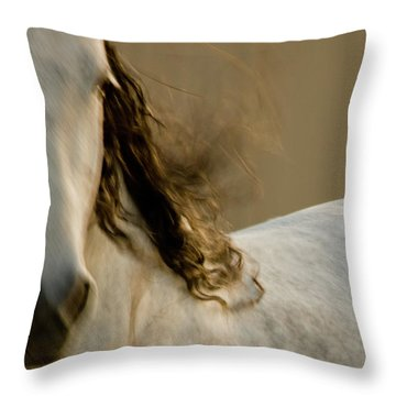 Americano 1 Throw Pillow