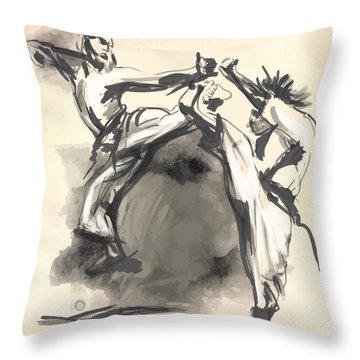 Outline Throw Pillows