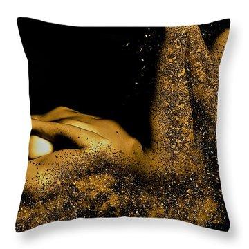 Analyze Throw Pillow
