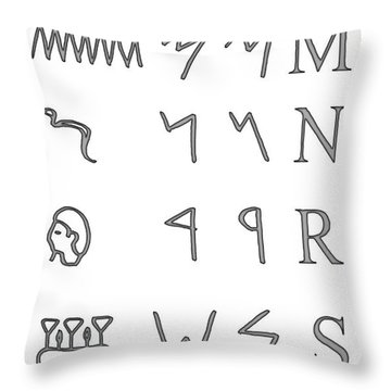 Designs Similar to Ancient Letters