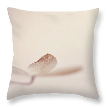 And Also Throw Pillow