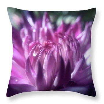 Anemone 3 Throw Pillow