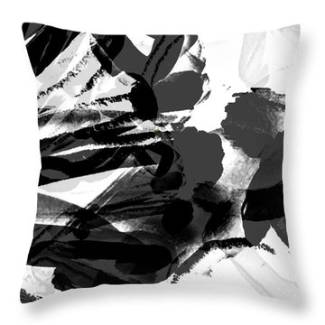 Anenome Throw Pillow