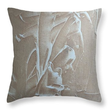 Angels Praying For Peace Throw Pillow