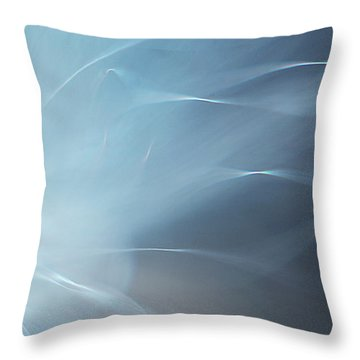 Angels Wing Throw Pillow