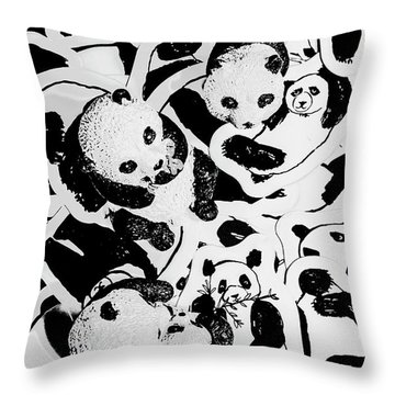 Ceramics Throw Pillows