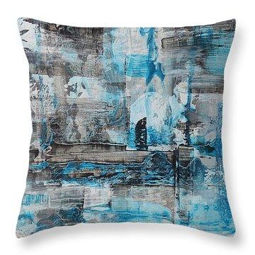Arctic Throw Pillow