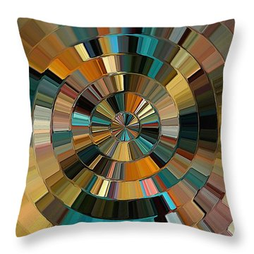 Arizona Prism Throw Pillow