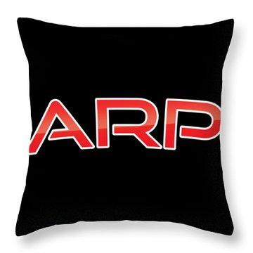 Arp Throw Pillow
