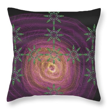 Art Deco Design 7 Throw Pillow