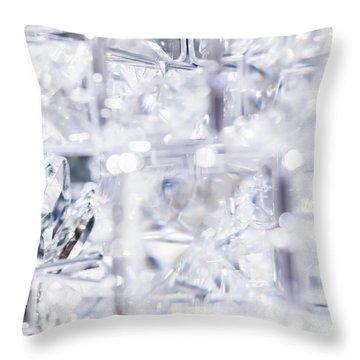 Art Of Luxury IIi Throw Pillow
