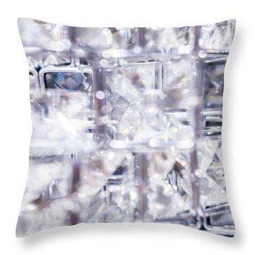Art Of Luxury V Throw Pillow