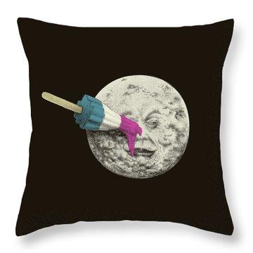 Summer Voyage - Option Throw Pillow