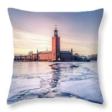 Sweden Throw Pillows