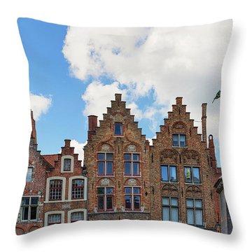 As Eyck Can Throw Pillow