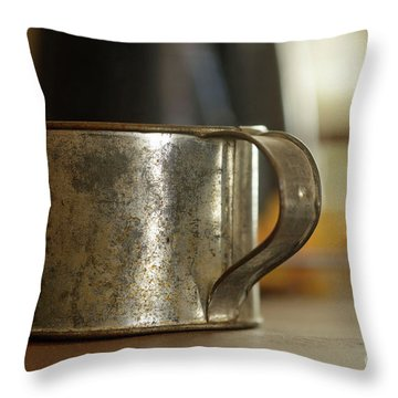 As Seen In Our Dreams Throw Pillow