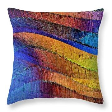 Ascendance Throw Pillow