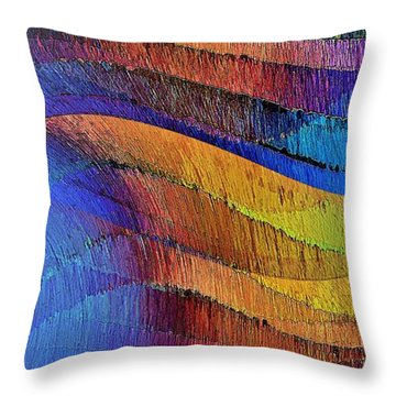Ascendance Throw Pillow