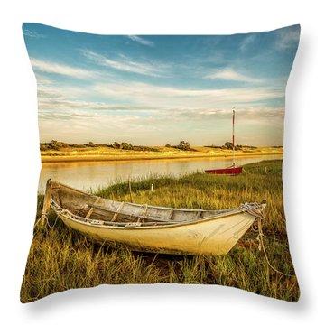 Ashore Throw Pillow