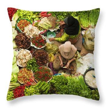 Asian Culture Throw Pillows