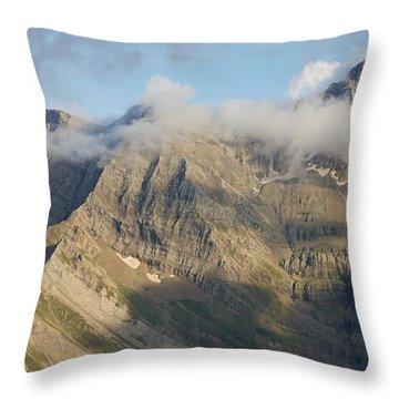 Astazou And Marbore Throw Pillow