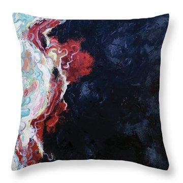 Atmospheric Shift Throw Pillow