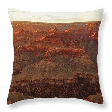 Throw Pillow featuring the photograph Awash With Light by Rick Furmanek