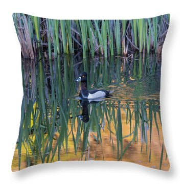 B32 Throw Pillow