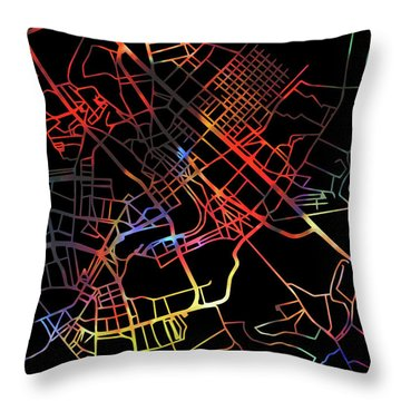 Baghdad Throw Pillows