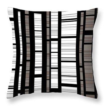 Bamboo - Vertical Throw Pillow