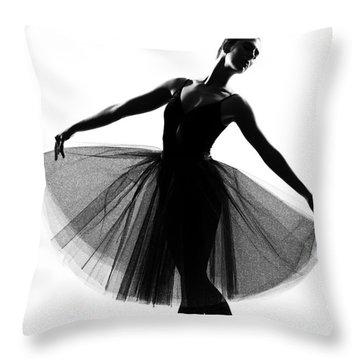 Posture Throw Pillows