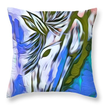 Beautiful One Throw Pillow