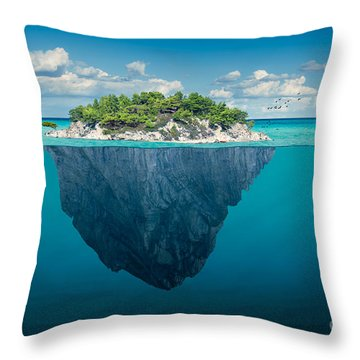 Deep Woods Throw Pillows