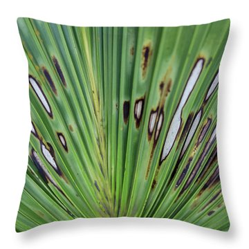 Beautifully Imperfect Throw Pillow