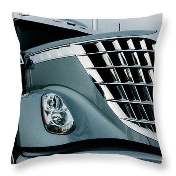 Beauty Of Trucks 2 Throw Pillow