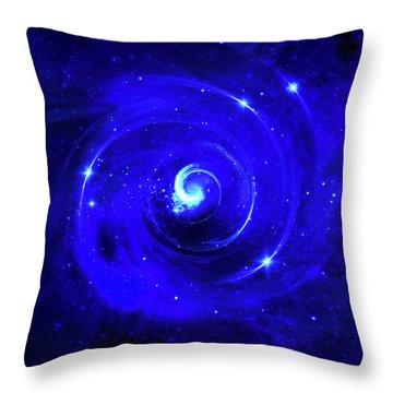 Beginner's Journey Throw Pillow