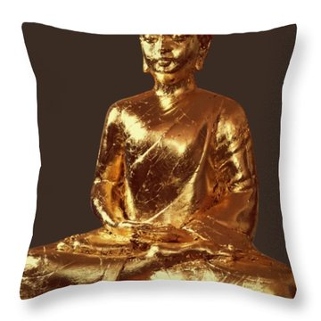 Benevolence  B015 Throw Pillow