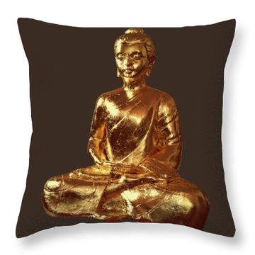 Benevolence  B015 Throw Pillow