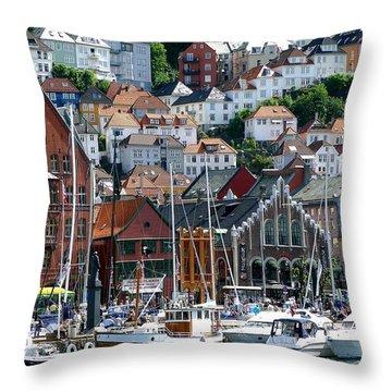 Bergen Throw Pillow