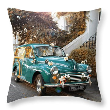 Berton Throw Pillow