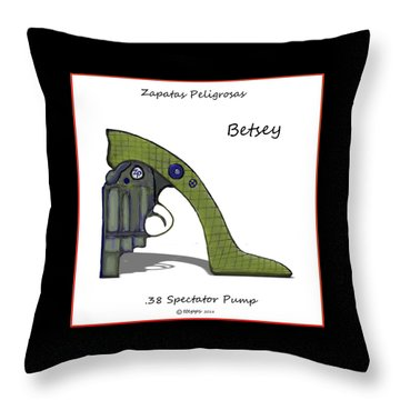 Betsey Throw Pillow