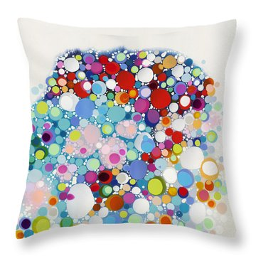 Beyond The Reef 2 Throw Pillow