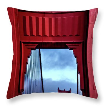 World Traveler Throw Pillows