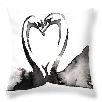 Zoology Throw Pillows
